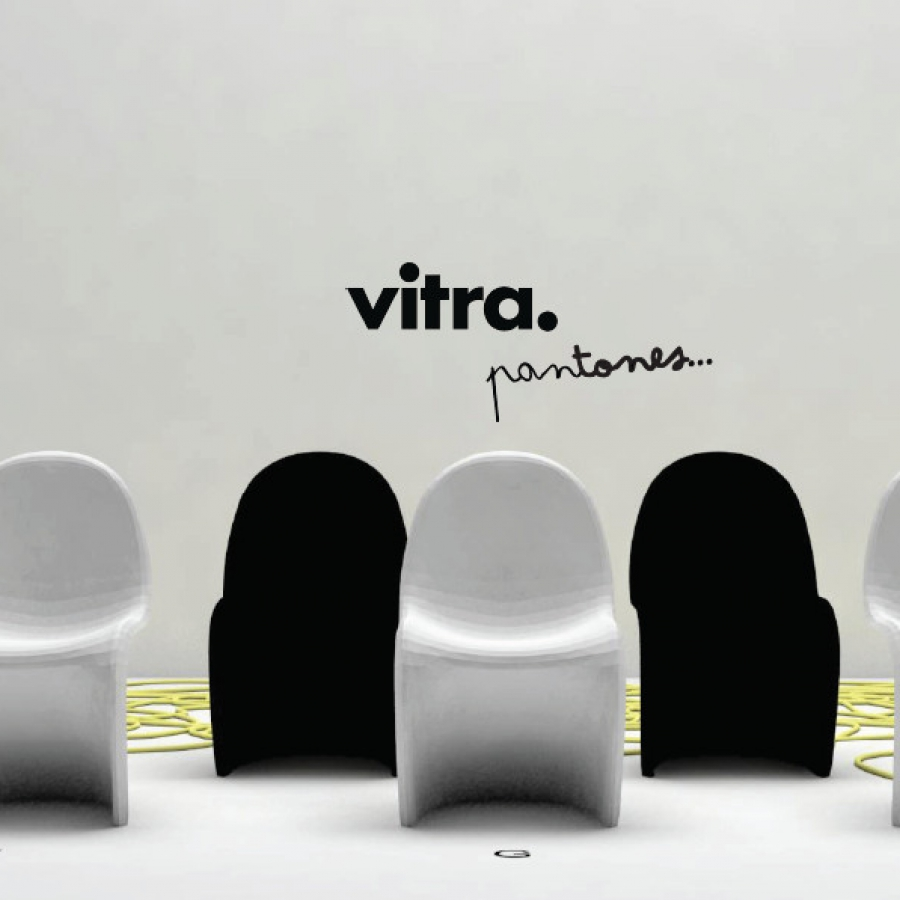 13 tones, 13 keys, 13 icons. Vitra on Designblok!