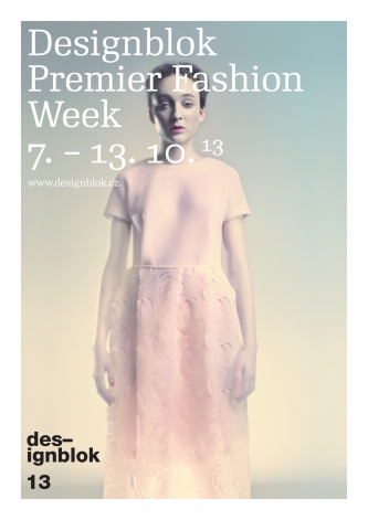Designblok Premier Fashion Week poster