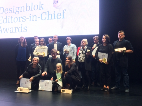 Winners of Editors Award
