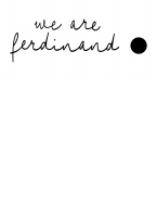 we are ferdinand